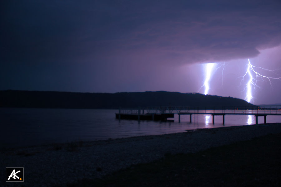 Thunderbolts am Bodensee