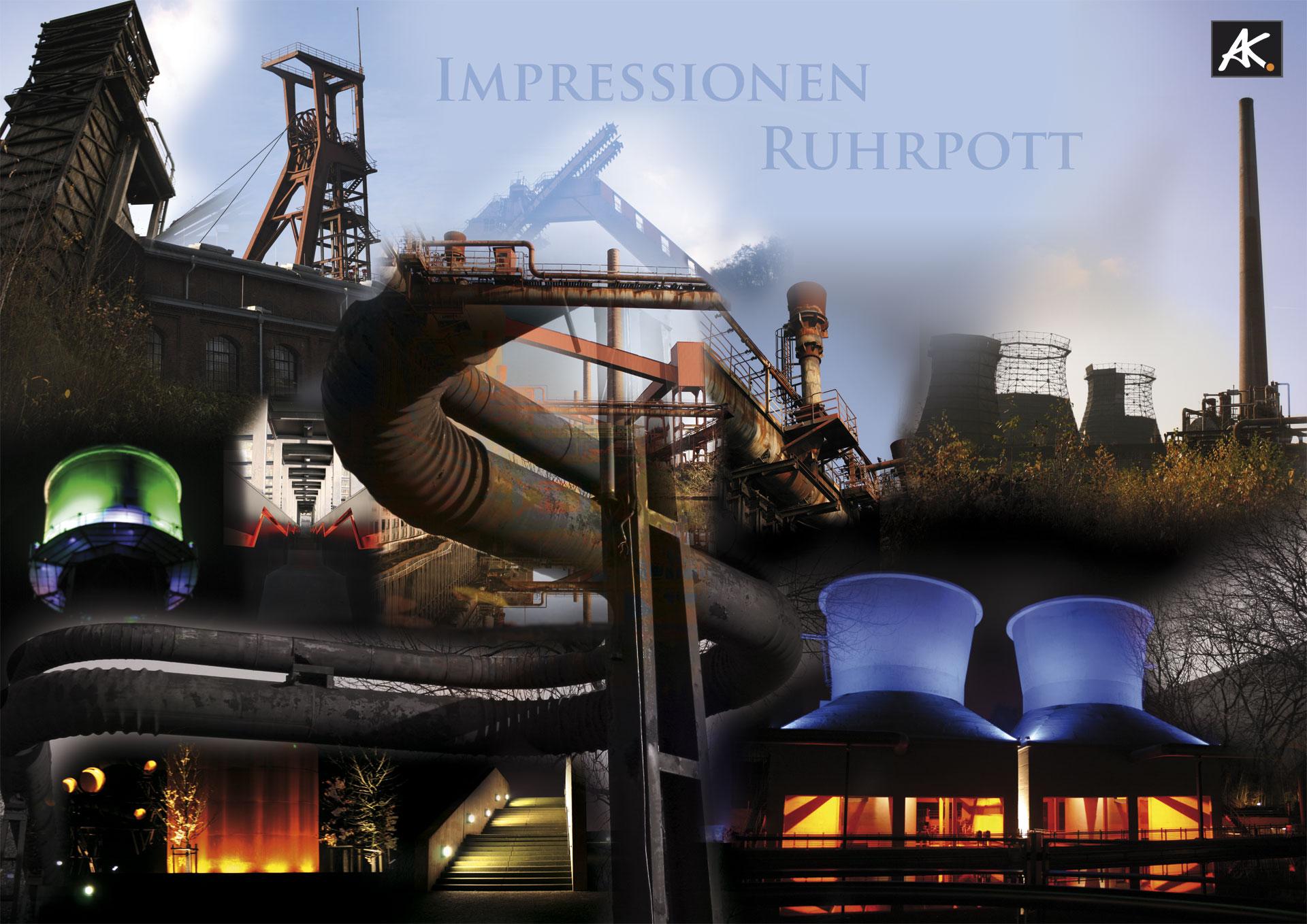 Impressionen im Ruhrpott